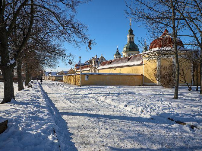 Bílá hora, kostel Panny Marie Vítězné