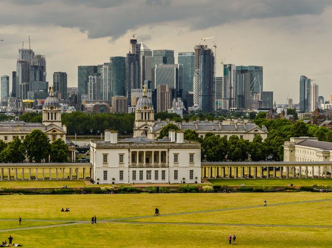 Londýn a jeho lidé