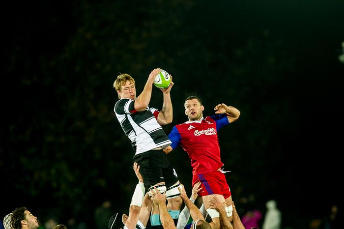 Jak jsem fotil nejlepší rugby v ČR. Češi proti FC Barbarians