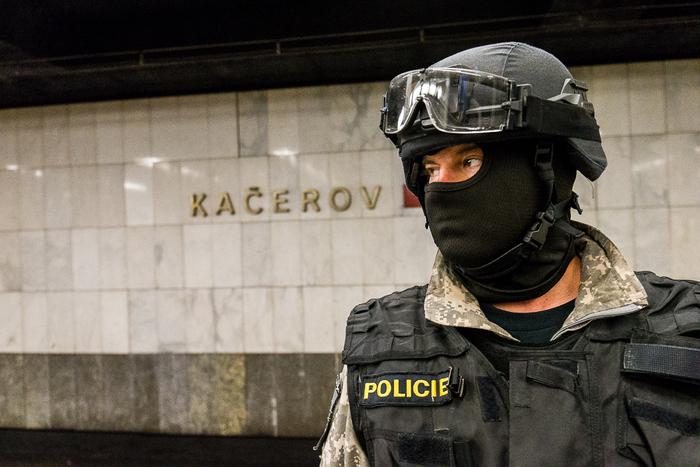 Fotoreportáž z focení pražské P155. Jak se fotí URNA a další jednotky IZS