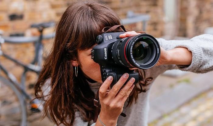 Využijte bezplatné zapůjčení Canonu EOS 6D Mk II a otestujte si ho v terénu
