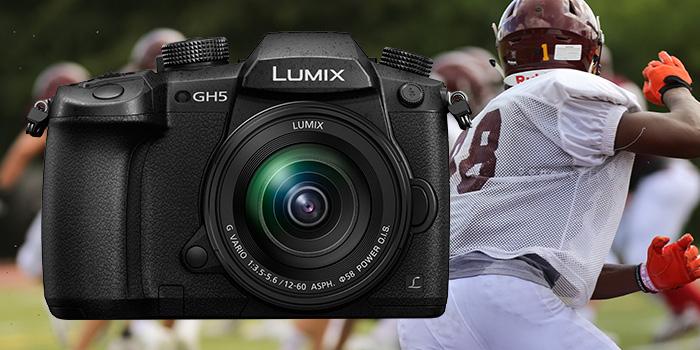 Přijďte na workshop natáčení a zpracování 4K videa s Panasonic DMC-GH5
