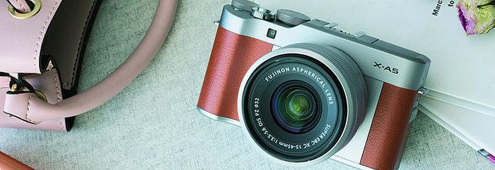 Představujeme novinky Fujifilm - nový systémový kompakt i fotoaparát pod vodu