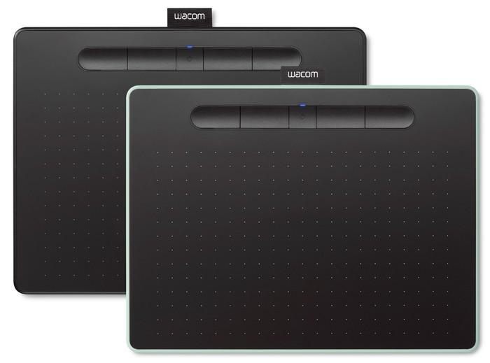 Přichází nová řada oblíbených grafických tabletů Wacom Intuos
