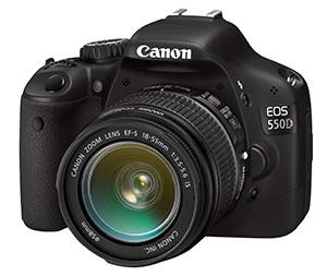 Slevy digitálních zrcadlovek Canon