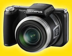 Fotoaparáty Olympus se slevou a dárky