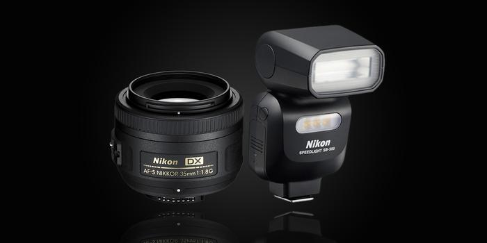 Rozdáváme hodnotné dárky k vybraným fotoaparátům Nikon