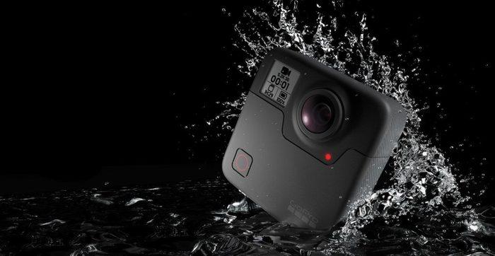 Revoluční 360° akční kamera GoPro FUSION právě v prodeji!