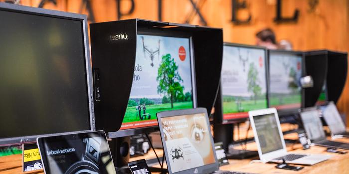Tipy na monitory BENQ pro fotografy i kameramany
