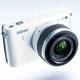 Nikon 1 V1 a J1 za výprodejové ceny