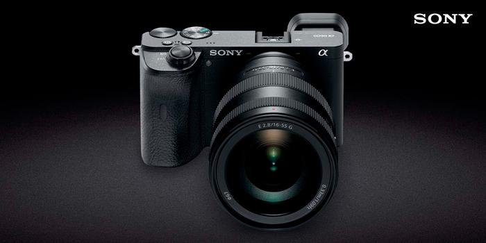 Vyměňte starý foťák za nový Sony A6600 a získejte bonus 3 900 Kč! PRODLOUŽENO