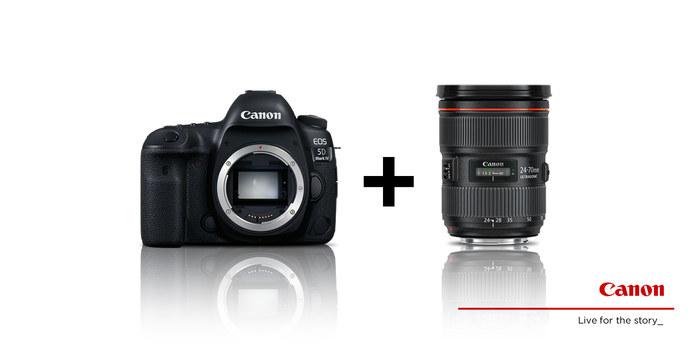Ušetřete až 27 000 Kč s Canon cashback