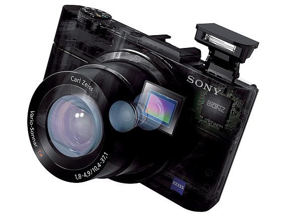 Novinky Sony: RX100 II, RX1R