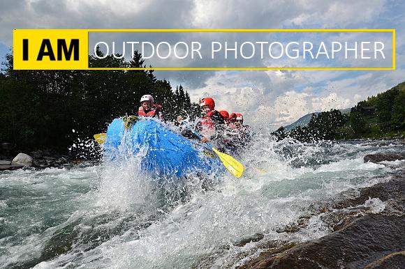 Outdoorová fotografie s Nikonem
