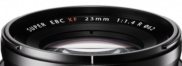 Objektiv FUJINON XF 23 mm F1.4 nabízí špičkovou kvalitu