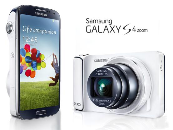 Přijďte na prezentaci novinky Samsung Galaxy S4 Zoom