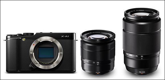 Teď už oficiálně: Fuji X-A1 a nový objektiv