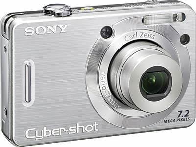 Akční nabídka na fotoaparáty Sony!