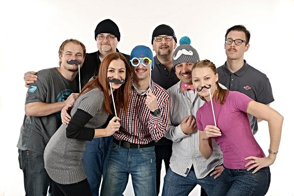 Skončil Movember 2013 - oholili jsme kníry