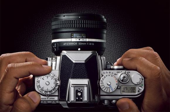Nikon Df představíme i v Ostravě