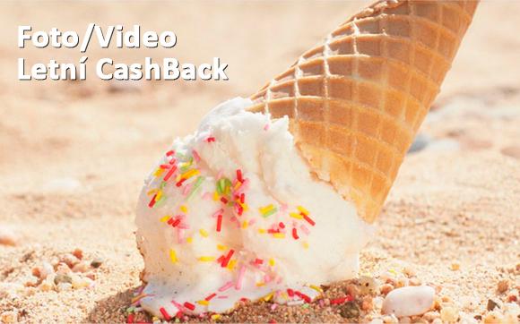 Očekávaný Foto/Video Letní CashBack je tady! Získejte až 7000 Kč zpět
