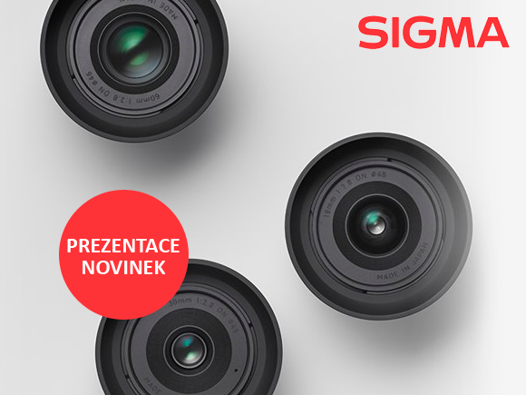 Očekávané objektivy Sigma Art v Megapixelu