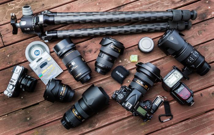 Technika na fotografování krajiny