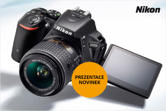 Představení novinek Nikon v Megapixelu