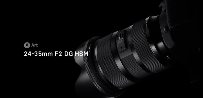 Sigma 24-35mm f/2,0 DG HSM Art: zoom s vlastnostmi pevného objektivu