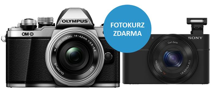 Získejte fotokurz zdarma k vybraným fotoaparátům