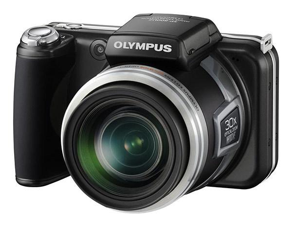 Slevy digitálních fotoaparátů Olympus
