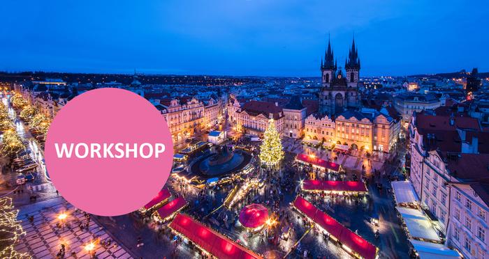 Přijďte na workshopy portrétu v přirozeném světle a focení vánoční Prahy se Sony a Zeiss