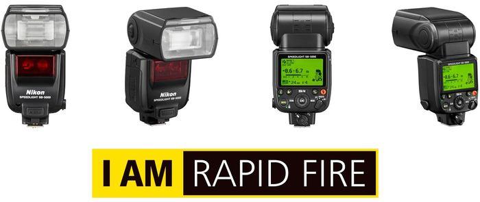 Nový firmware pro blesk Nikon SB-5000