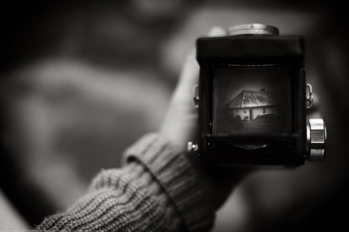 Garant Zdeněk Dvořák o černobílé fotografii