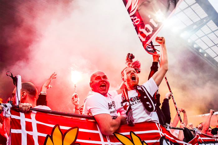 Jak jsem fotil fotbal: Sparta - Slavie