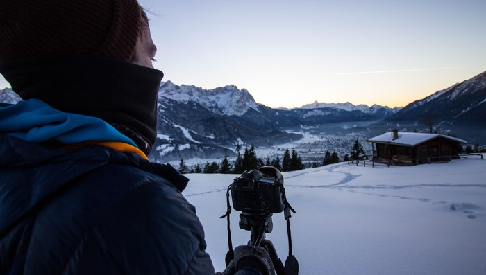 Zdolávejte vrcholky hor s foťákem v ruce