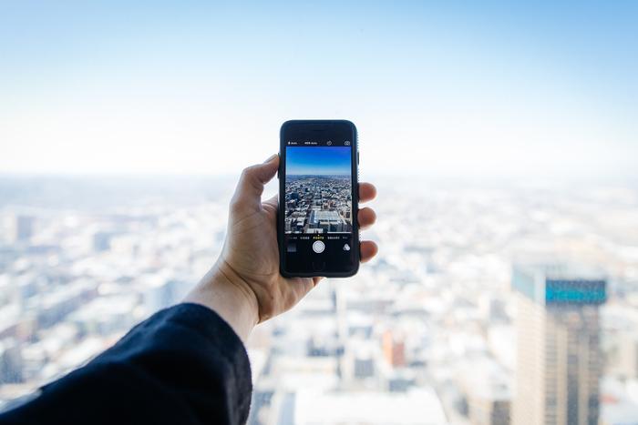 6 tipů jak lépe fotit mobilem