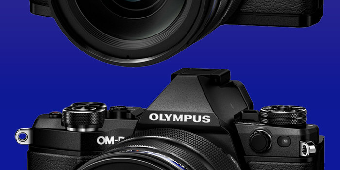 Sleva až 5 000 Kč na kompakt Olympus E-M5 Mk II