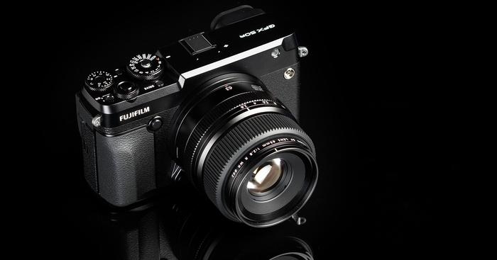 Nový středoformát z dílny Fujifilmu GFX 50R