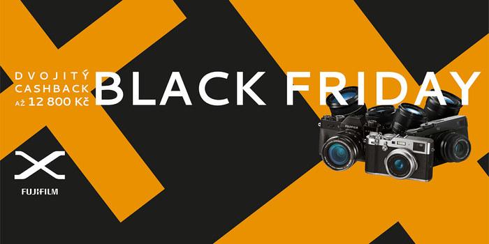 Získejte cashback Fujifilm 2x!