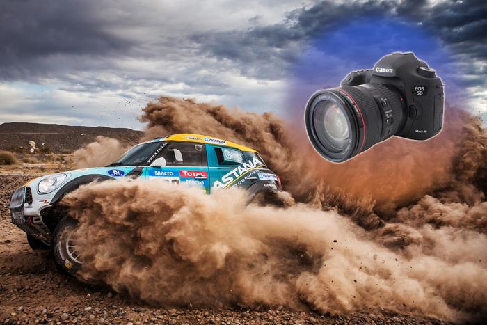 Čím fotografovat sport, 2. díl