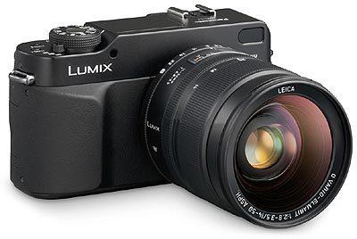 Panasonic DMC-L1 + Leica 14-50 eqv. 28-100 mm skladem!
