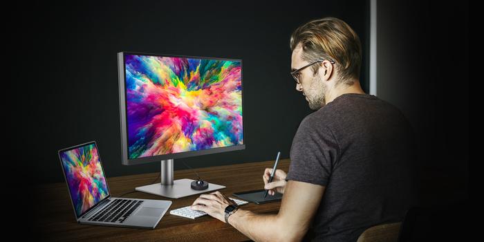 Nové monitory BenQ PD2720U a PD3220U pro designéry a návrháře