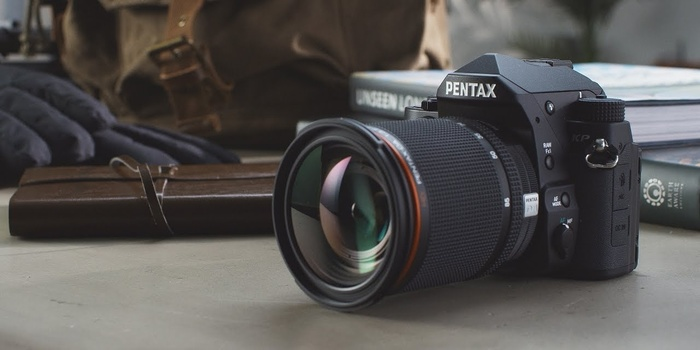 Využijte cashback 5 000 Kč na fotoaparáty Pentax