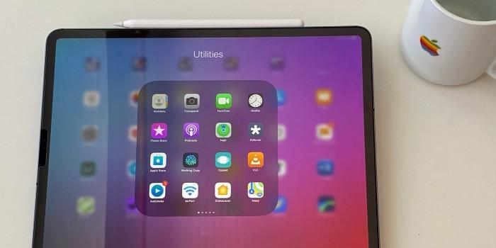 iPadOS #2: Kam postoupila práce pouze na iPadu