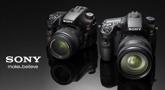 Sony A77, NEX-7 a další fotoaparáty nyní až o 6 000 Kč levnější