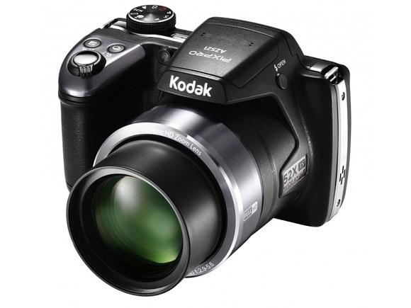 Kodak PixPro AZ521- kompakt s 52x zoomem