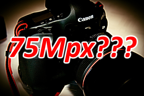 Canon připravuje snímač s obřím rozlišením
