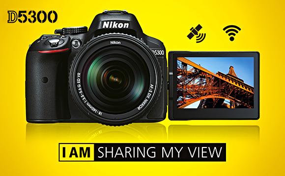 Nový Nikon D5300 je už na našich pultech