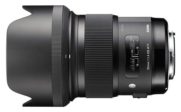 Nová Sigma 50mm f/1,4 ART a porovnání s konkurenty